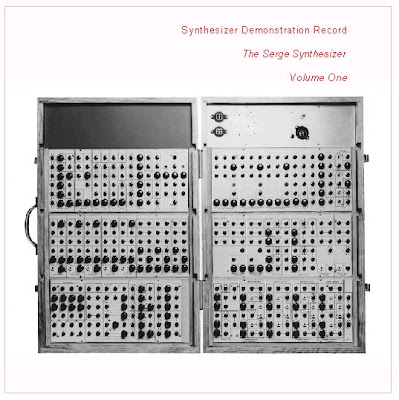 orpheus music the electronic music time machine synthesizer demonstration record the serge. Black Bedroom Furniture Sets. Home Design Ideas