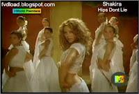 Shakira - Hips Dont Lie