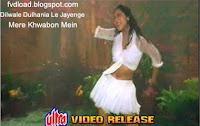 Mere Khwabon Mein from Dilwale Dulhania Le Jayenge - Shahrukh and Kajol