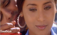 Photos from the video song Saathiya - Vivek and Rani - 02