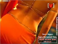 Images from the video song Kajra Mohabbat Wala - Dia Mirza - 01