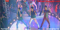 Photos from the video song Koi Kahe Kehta Rahe from Dil Chahta Hai - 04