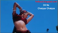 Images from the video song Chaiyya Chaiyya from Dil Se - 10