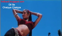 Images from the video song Chaiyya Chaiyya from Dil Se - 11