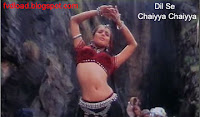 Images from the video song Chaiyya Chaiyya from Dil Se - 05