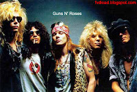 Stills from the video song Knocking on Heaven's Door by Guns N' Roses - 03