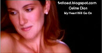 Celine Dion - My Heart Will Go On from Titanic - Leonardo and Kate