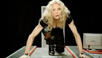Photos of Madonna from 4 Minutes music video (Hard Candy album) - 06