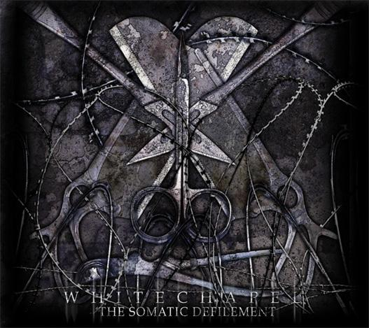 whitechapel the somatic defilement 1 necrotizing 2 the somatic    Whitechapel The Somatic Defilement