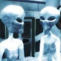 two aliens thumb
