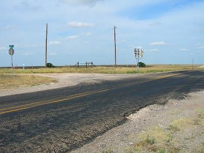 castaway crossroads scene