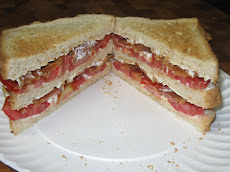 Tomato Bacon Sandwich