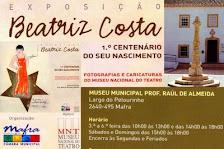 Comemorações do nascimento de Beatriz Costa