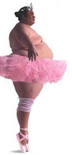Sumo Ballerina