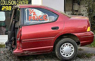 funny Half Price Car