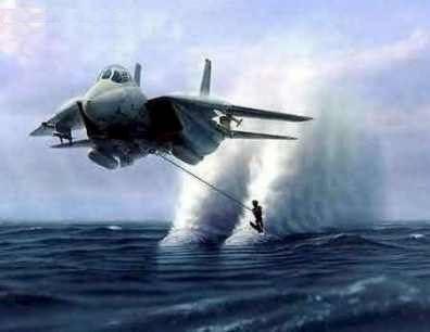 funny Sky Jet