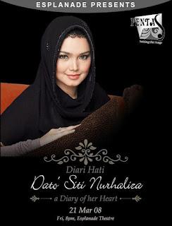 Diari Hati Dato' Siti Nurhaliza (A Diary Of Her Heart)