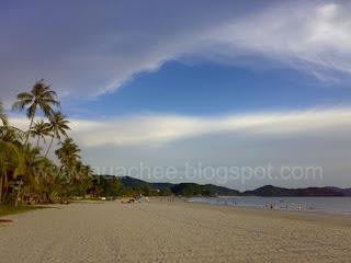 malaysia beach, langkawi