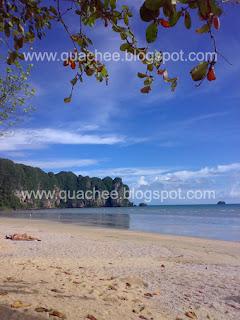 beach holiday, krabi, thailand