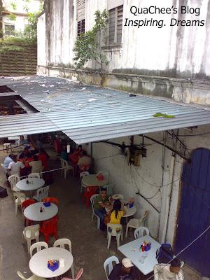 pudu, eatery