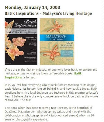 batik inspirations by happysurfer
