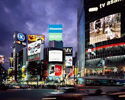 shopping shibuya tokyo japan