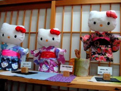 hello kitty japan tourism ambassador