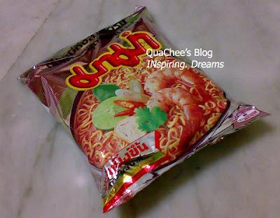 thailand, thai souvenir, instant noodle - tom yam