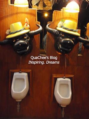 unique toilet - urinals