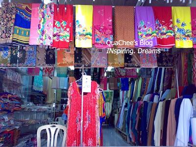 phuket town, thai town, thailand - batil sarung
