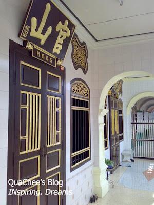 phuket town, thai town, thailand - old peranakan door