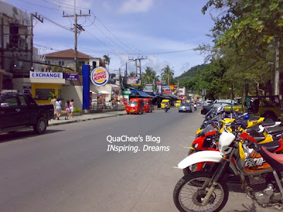 patong beach, phuket - road