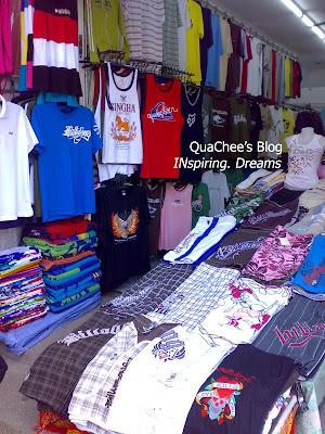 patong beach, phuket - clothes, shopping