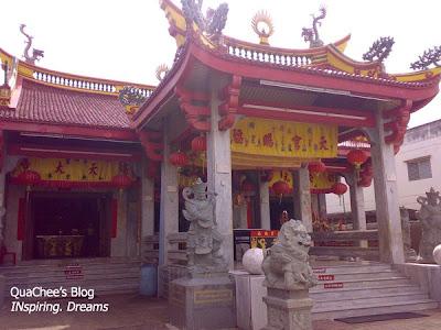 jui tui temple, phuket town, phuket