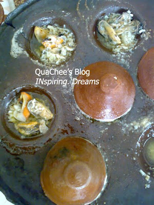 thai food, thailand - escargot