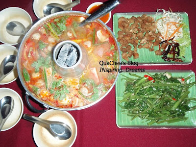 thai food, thailand - morning glory