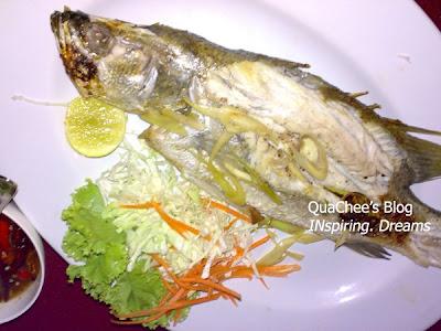 thai food, thailand - bbq fish