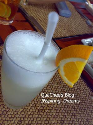 thai food, thailand - pomelo drink
