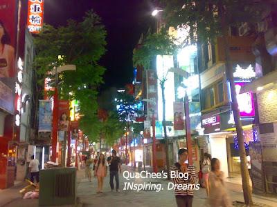travel, taiwan, ximending