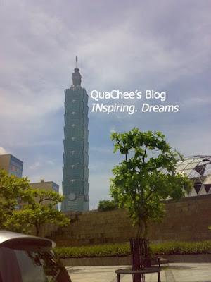 taipei 101 building, taipei, taiwan