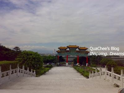 taipei grand hotel, taiwan - grand steps