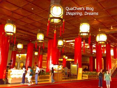 taipei grand hotel, taiwan - grand lobby