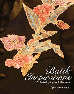 batik inspirations book