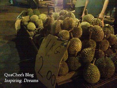 durian season, durian