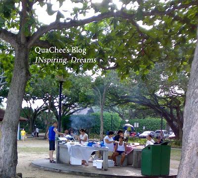 east coast park, singapore, bbq