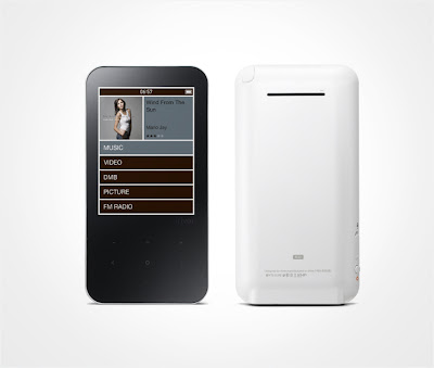 b30 gall p1.jpg - Radio digitale: iRiver B30 T-DMB con dubbi sulla presenza del DAB. Ma l'FM non manca
