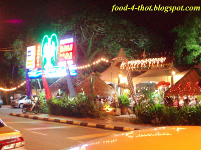 Food4thot Bali Hai Gurney Drive Penang