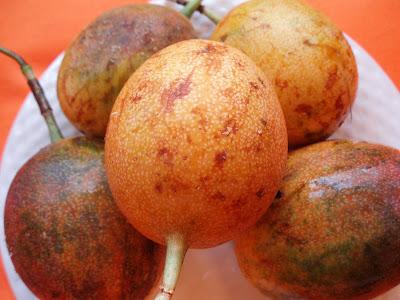 Food4Thot: Local fruits, Bali