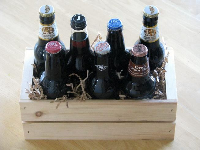 Root Beer Gift Idea for Dad