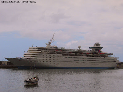 NAVIO THOMSON DESTINY NO FUNCHAL